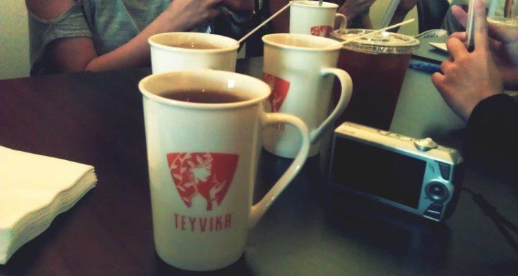Teyvika: Tea Appreciation on a Whole New Level