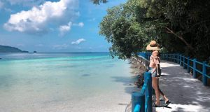 Slowing Down for a Weekend in Pulau Tioman