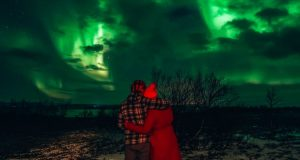 """On """"Seeing"""" the Northern Lights"""