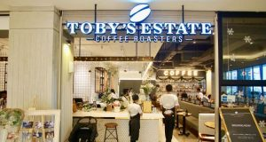 Toby's Estate: Serving Great Coffee & Inspiration